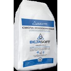 Загрузка смола ионообменная «BETASOFT» (25л, 17.5кг)